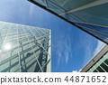 충남 세종시 대통령 기록관, 파란 하늘, 구름 44871652