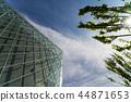 충남 세종시 대통령 기록관, 파란 하늘, 구름 44871653