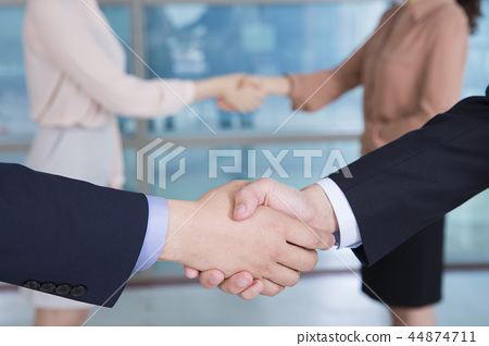 Hands of business people concept photo, Pictures of business people hands in office 126 44874711