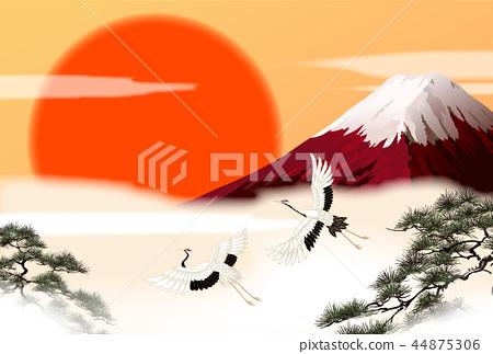 富士和鹤 44875306