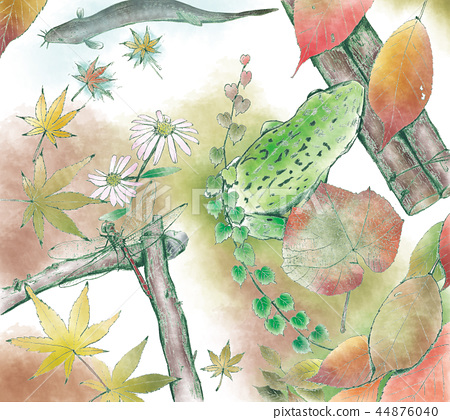 Autumn biotope 44876040