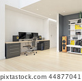 home office interior. 44877041