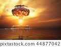 nuclear explosion 44877042