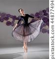 芭蕾 芭蕾舞女 舞 44877494