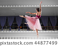 ballet dancer ballerina 44877499