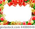 frame, christmas, noel 44880048