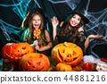 child halloween girl 44881216