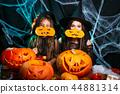 child halloween girl 44881314