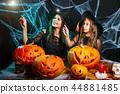 child halloween girl 44881485