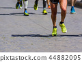 City Marathon running race 44882095