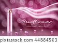 3d realistic essence spray ad banner 44884503