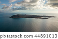 aerial view of the Lobos island 44891013