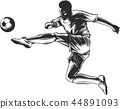 soccer, football, ball 44891093