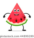 watermelon,cartoon,character 44899289