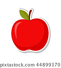 apple, fruit, illustration 44899370
