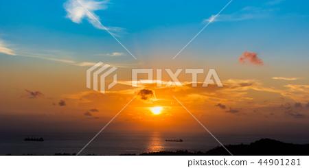 大海落日 44901281