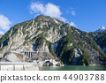 Kurobe Dam and Tateyama 44903788