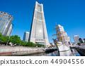 요코하마 닛폰 마루와 랜드 마크 타워 44904556
