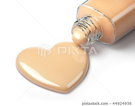 Liquid makeup foundation cream  44924936