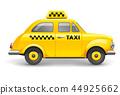 car taxi vector 44925662