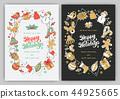 christmas,xmas,greeting 44925665