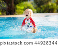 pool, kids, child 44928344
