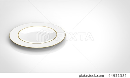 Dish gold left 44931383