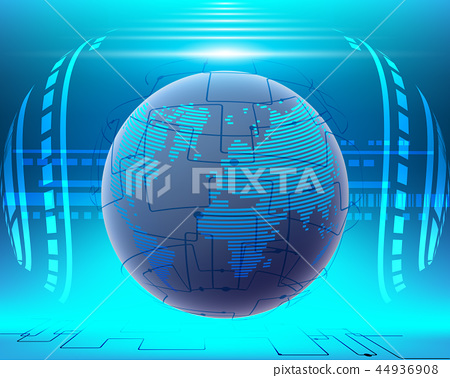 Global Cyber digital 44936908
