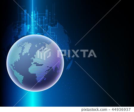 Global Cyber digital 44936937