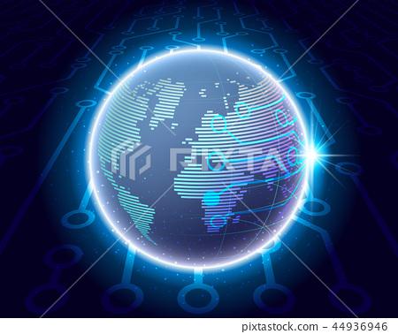 Global Cyber digital 44936946