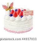 聖誕蛋糕 44937033