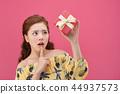 年輕的女人,女人,女人,禮物 44937573