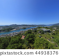 Onomichi Channel panorama west side (from Senkoji Park observation deck) 44938376