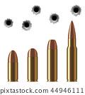 shot, gun, hole 44946111