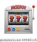 casino, slot, illustration 44946116