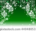 圣诞节装饰背景 44948053