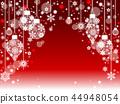 聖誕節裝飾背景 44948054