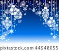 圣诞节装饰背景 44948055