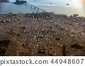 샌프란시스코 시내 공중 촬영 44948607