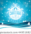 christmas background winter 44951682