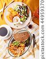 Fresh breakfast 44959370