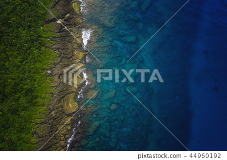 Aerial View Of Kenting National Park  Taiwan 44960192