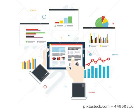 inance investment planning, analytics chart 44960516