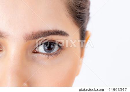 Beautiful portrait asian woman with makeup 44968547