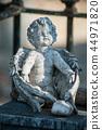 angel, cemetery, sculpture 44971820