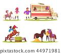 Equestrian Sport Design Concept 44971981