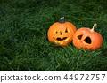 halloween carved pumpkins, jack-o-lantern 44972757