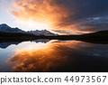lake, svaneti, mountains 44973567
