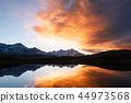 lake, svaneti, mountains 44973568