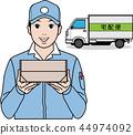 包裹遞送服務 44974092